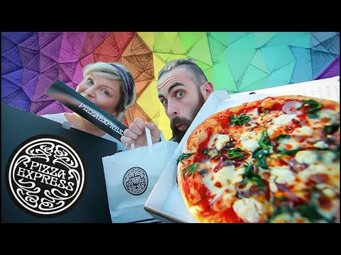 PIZZA EXPRESS PANDEMONIUM (7,000 CALORIES) | The Back Seat Blow Out Ep.3