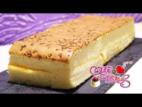 用點心做點心A-20181014 古早味起司蛋糕