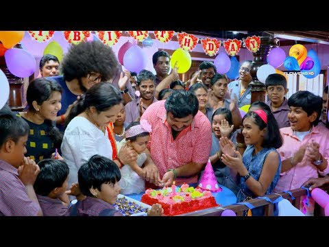 Flowers TV Uppum Mulakum Episode 772