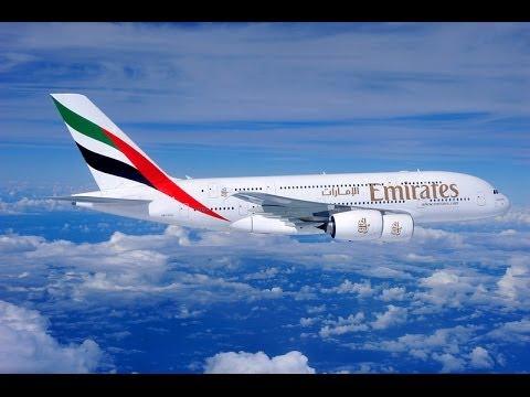Emirates A380 Experience | Dubai | Emirates Airline
