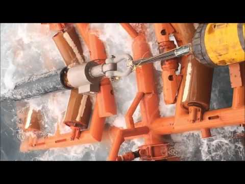 First Subsea Pipeline Recovery Tool (PRT)