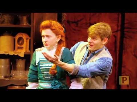 Highlights From Tuck Everlasting Starring Andrew KeenanBolger and Sarah Charles Lewis