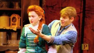 Highlights From Tuck Everlasting Starring Andrew Keenan-Bolger and Sarah Charles Lewis
