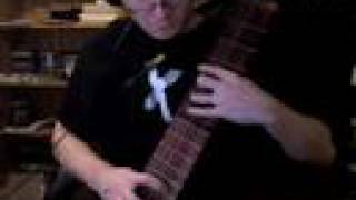 Rob Martino - One Cloud (Chapman Stick)