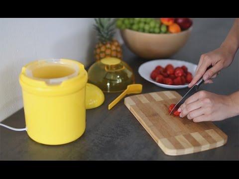 joghurt maker joghurt ganz leicht selber machen youtube. Black Bedroom Furniture Sets. Home Design Ideas