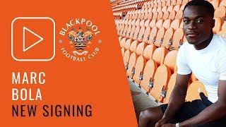 New Signing | Marc Bola