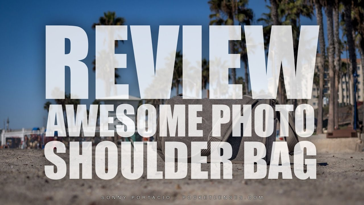 Think Tank Retrospective Photo Shoulder Bag Review
