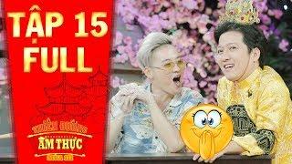 Thiên đường ẩm thực 3 |Tập 15 full: Thanh Duy nhái giọng Lệ Quyên như thật khiến Trường Giang mê mệt