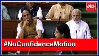No Trust Vote Proceedings In Lok Sabha Live | #NoConfidenceMotion