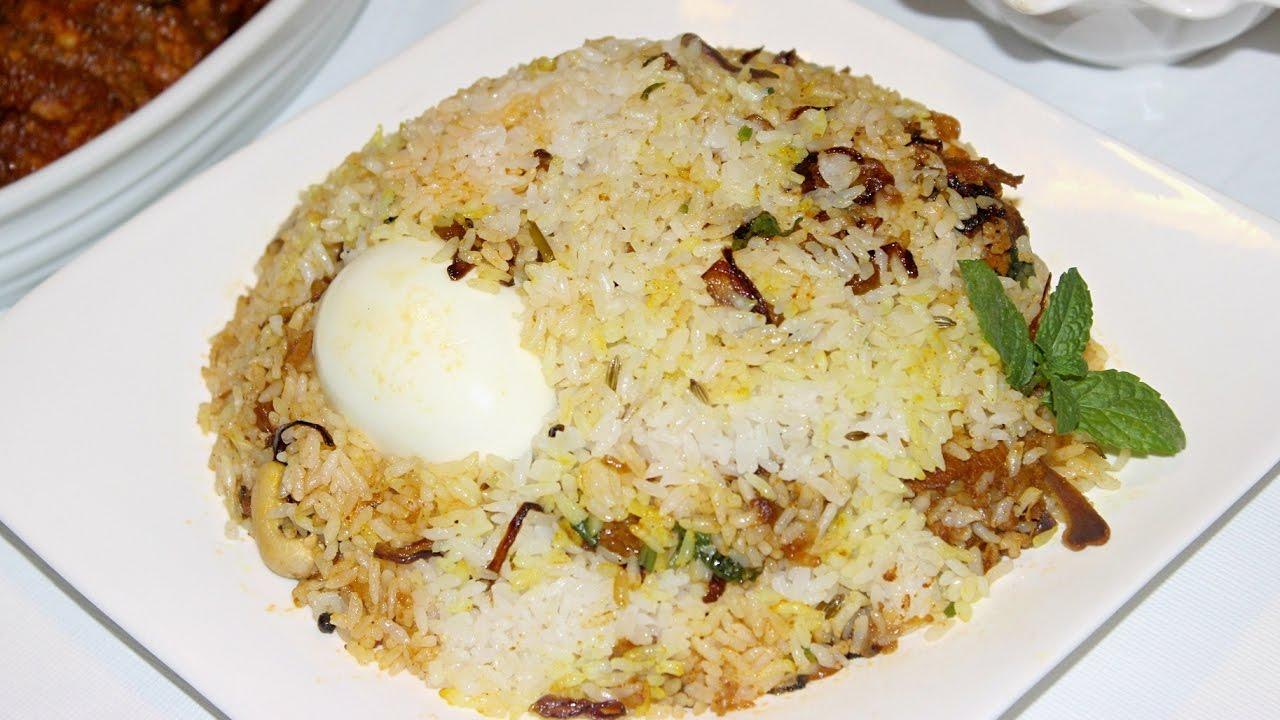 Chicken biryani kerala muslim style - photo#46