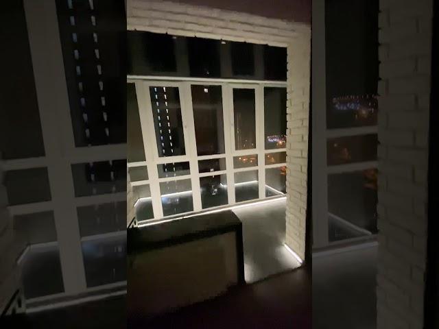 Смотреть видео Балкон под ключ