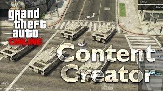 GTA 5 Online | Wie funktioniert der Content Creator?
