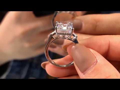 italo-jewelry-|-three-stone-emerald-lab-created-white-sapphire-cheap-engagement-rings---211229
