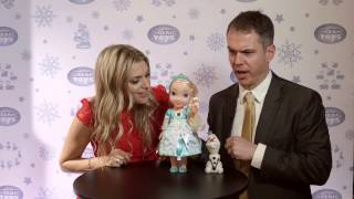 DT 2014 Top 12 - Disney Frozen Snow Glow Elsa (Jakks Pacific)