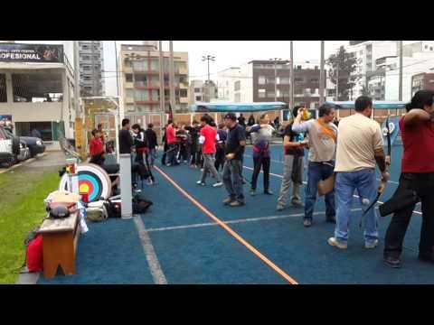 4TO TORNEO DE PERU TRADITIONAL ARCHERY ACADEMY