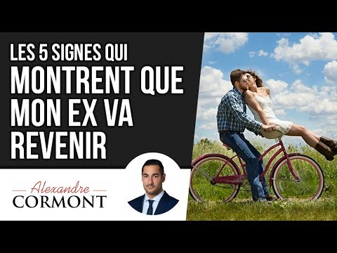 les 5 signes qui montrent que mon ex veut revenir youtube. Black Bedroom Furniture Sets. Home Design Ideas