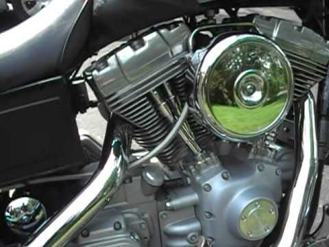 2005 Harley Davidson Dyna Super Glide Youtube