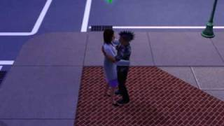Sims 3 - The new Duncan and Courtney from TDI Part 2