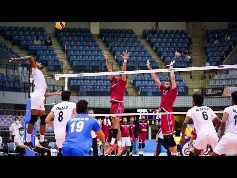 Download India 🇮🇳 vs Bahrain 🇧🇭, Asian Senior Volleyball Championship Highlights 🔥