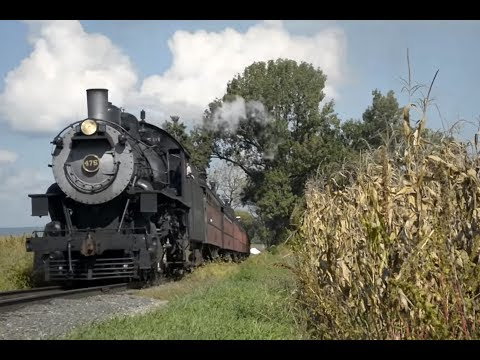 Steam Trains – Classic Railroad Action