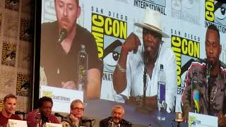 The Orville Panel Comic Con 2018 Part Two.