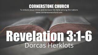 Revelation 3:1-6 - Dorcas Herklots