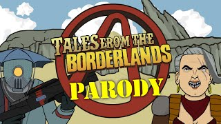 BORDERLANDS - parody