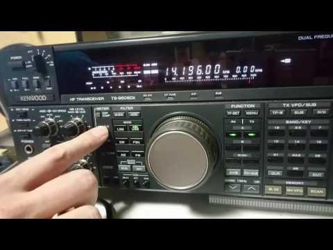 CQ de YI3WHR (IRAQ) 20 Meter USB