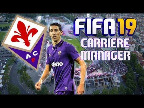 FIFA 19 - FIORENTINA - 4 MATCHS ENORMES ! - #10