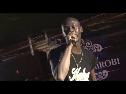 King Kaka Rabbit live  Mr & Miss Moi University Nairobi Campus