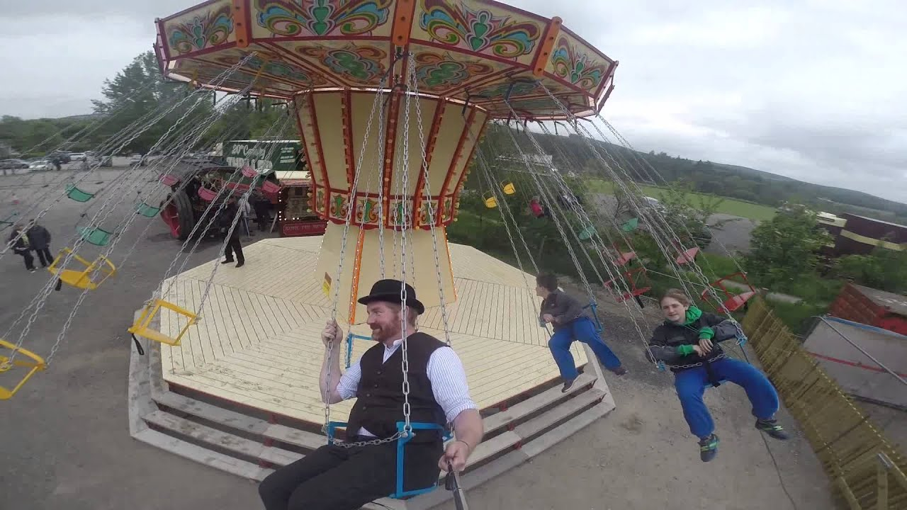 black isle amusements chair o planes in action youtube