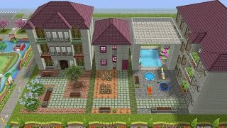 sims daycare freeplay
