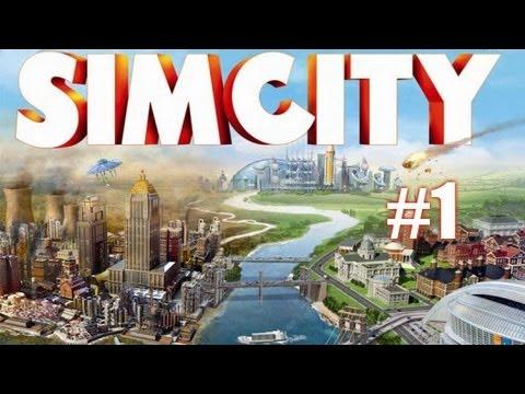 SimCity #1 - Строить город тяжело.