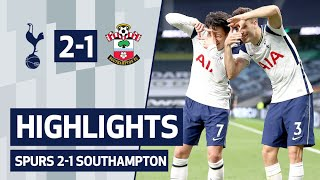Bale and Son seal comeback win in Mason's first game! HIGHLIGHTS | Spurs 2-1 Southampton