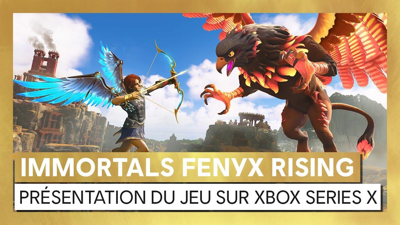 Immortals Fenyx Rising - Présentation du jeu sur Xbox Series XVOSTFR