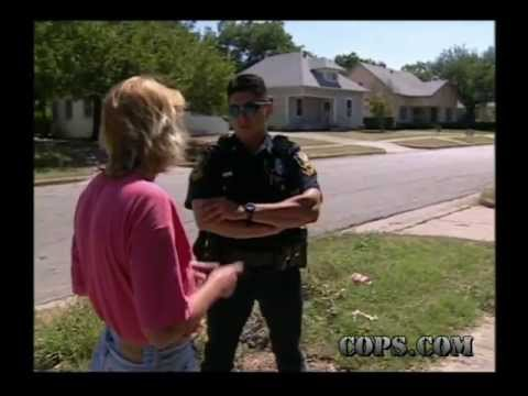 Rock Refund, Officer Antonio Maldonado, COPS TV SHOW