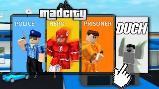 💎 DUCH W MAD CITY! I ROBLOX #332💎