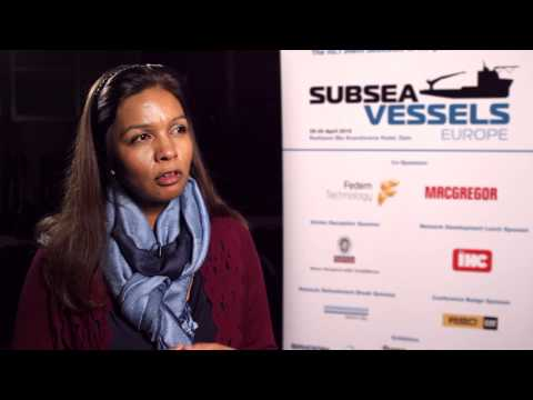 Subsea Vessels Europe speaker interview with Kathleen Offman Mathisen