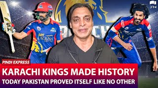 Congratulations To Karachi Kings | Today Pakistan Proved Itself Like No Other | PSL 2020 | SP1N