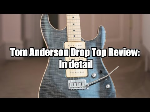Tom Anderson Short Drop Top: Full Review