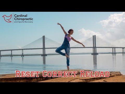 Reset Correct Reload - Your Burlington NC Chiropractor