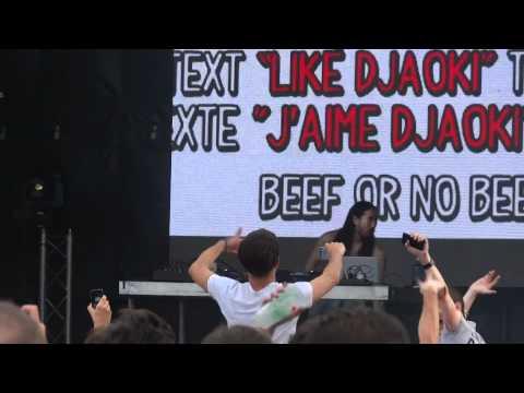Steve Aoki_3 @ Inox Park Festival 2011