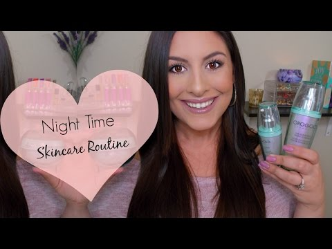 My Current Night Time Skincare Routine║Great for Sensitive Skin!