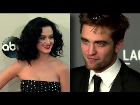 Robert Pattinson Hangs With Katy Perry, Also Has Super Awkward Moment | Splash News TV