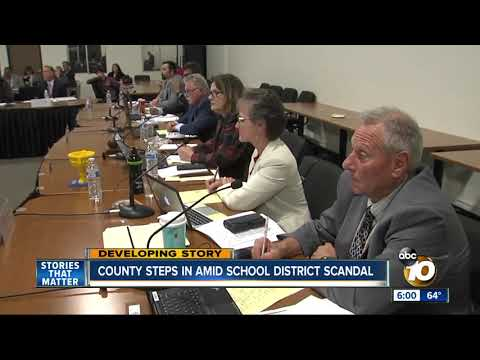 San Diego County steps in amid Sweetwater scandal