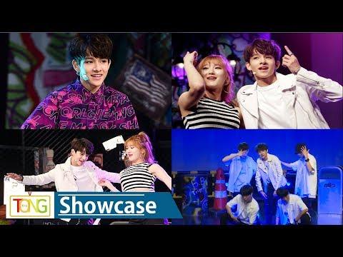 Samuel(사무엘) 'Sixteen' & 'With U' & 'Get Ugly' Showcase Stage (PRODUCE 101, 프로듀스101, 쇼케이스, 용감한 형제)