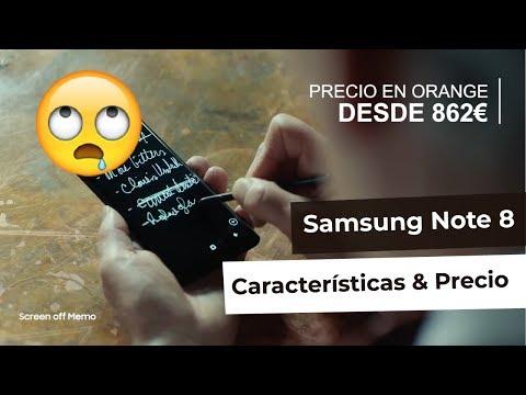 🙊-samsung-galaxy-note-8-características-y-precio-😍