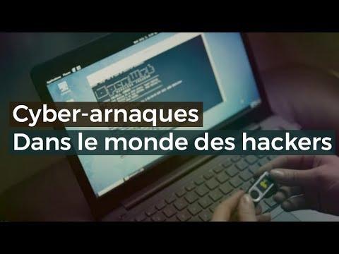 Cyber-Arnaques Dans le monde des Hackers - Documentaire français