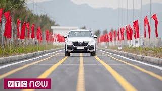 Tỷ phú Phạm Nhật Vượng tuyên bố đổi xe Lexus sang Vinfast | VTC1