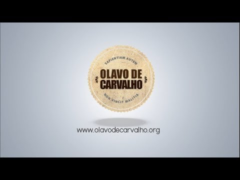 Olavo de Carvalho - Globo, quadrilha de vigaristas.